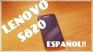 Review Lenovo s820 //ESPAÑOL//