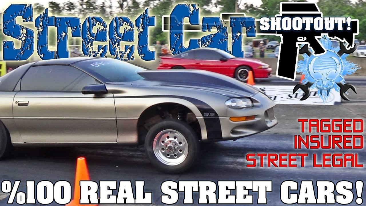 Street Car Shootout Drag Racing Event Video Spring Youtube