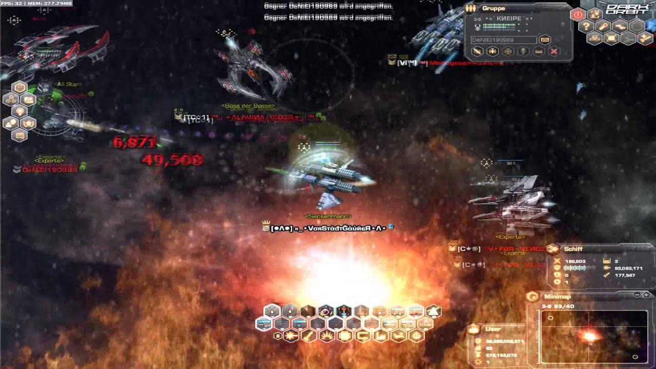 Darkorbit-Comeback [Global Europa 1] Chief to Basic General lvl 24 Comes