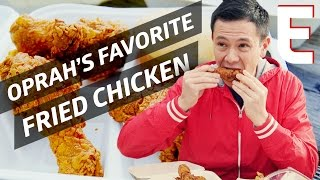 Oprah's Favorite Fried Chicken Is In Seattle and Has a Juicy History - Dining on a Dime