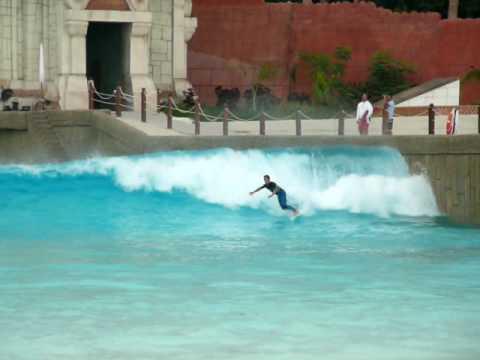 Wave Pool Clinic Surf Siam Park Clayton Billabong