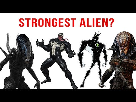 Strongest Alien Races in the Universe