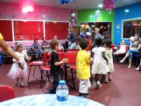 Musical Chair- Alex birthday party