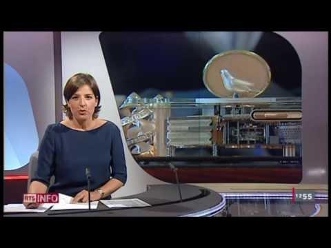 Reportage Frères Rochat de la Radio Télévision Suisse (24 août 2013)