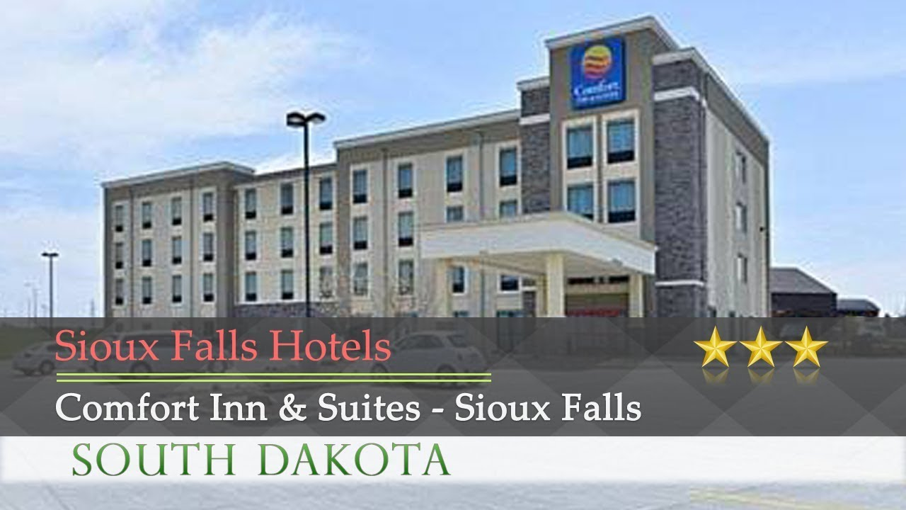 Comfort Inn Suites Sioux Falls Sioux Falls Hotels South