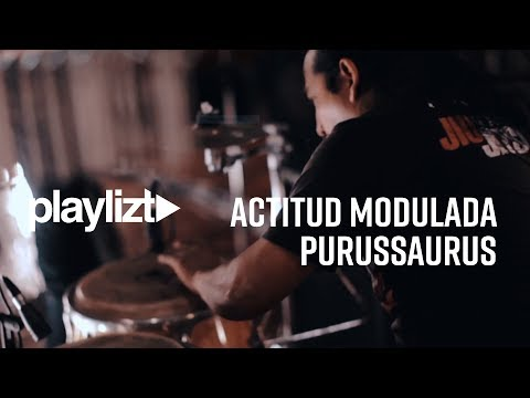 @playlizt.pe - Actitud Modulada - Purussaurus