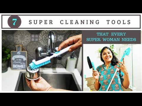 BEST Cleaning Tips - Tools / Products To Keep Your Home Neat and Clean