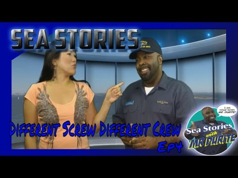 Sea Stories Live with Mr. Durite ♣ Ep 4 Different Crew Different Screw