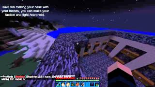Minecraft OP Faction Server Review | Join Now! 1.7.2