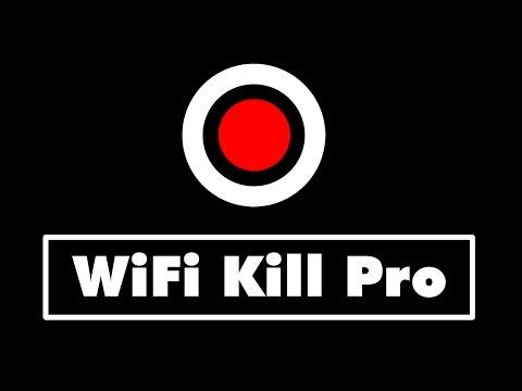 Как отключить всех от сети wi-fi с помощью Андроид (программа для Андроид Wifikill)