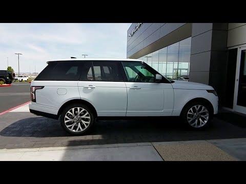 Range Rover Las Vegas >> 2019 Land Rover Range Rover Las Vegas Henderson North Las Vegas