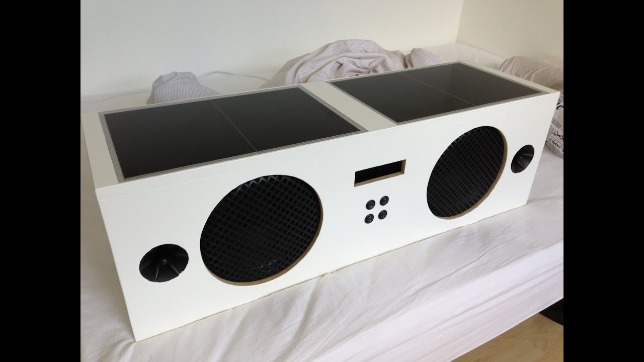 how to make stereo speakers louder
