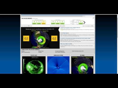 Sept 2 Solar Storm