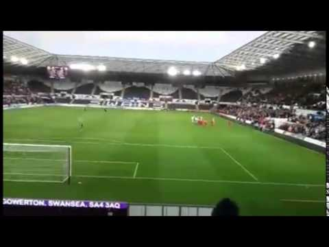 Away Days (Swansea City v York City At The Liberty Stadium).