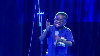 A MUST WATCH VIDEO: A 10 year old boy singing in a Talent Hunt and The Holy Ghost took over.