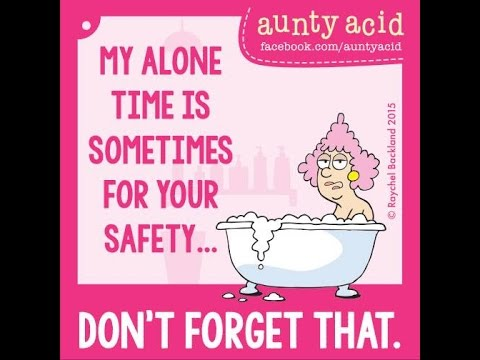 John Peter  - Message from Aunty Acid