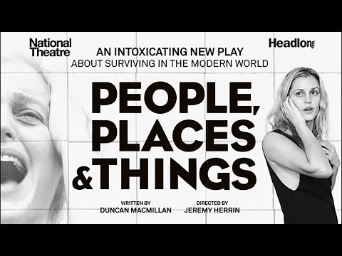 People, Places & Things - Wyndham's Theatre - Stage Construction Time-lapse