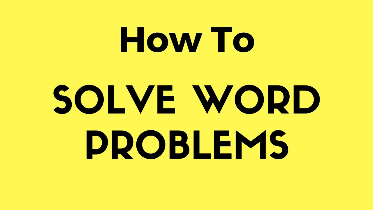 how to become a problem solver