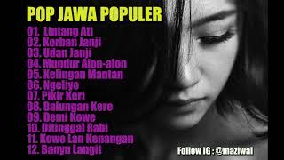Lagu POP Jawa Populer Enak Di Dengar