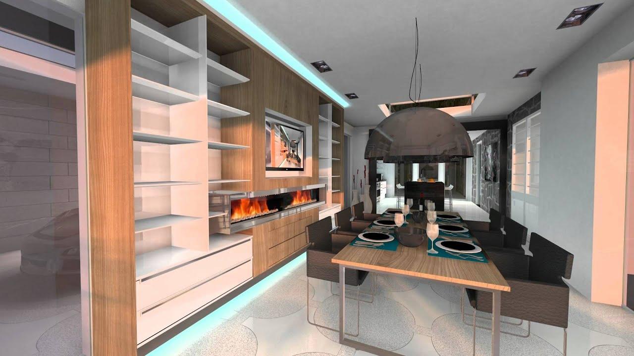 3d presentatie ontwerp keuken youtube for 3d ontwerp keuken