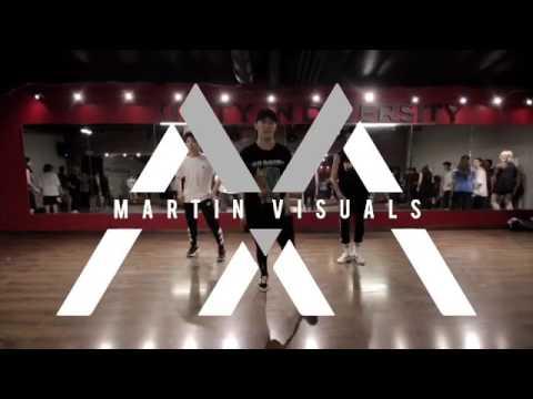 SEVENTEEN (세븐틴) - Dino, Hoshi & THE8: Chris Brown
