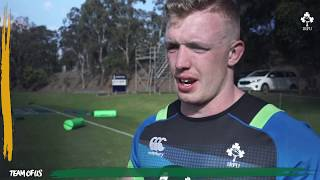 Ireland Down Under: Dan Leavy Raring To Go In Melbourne