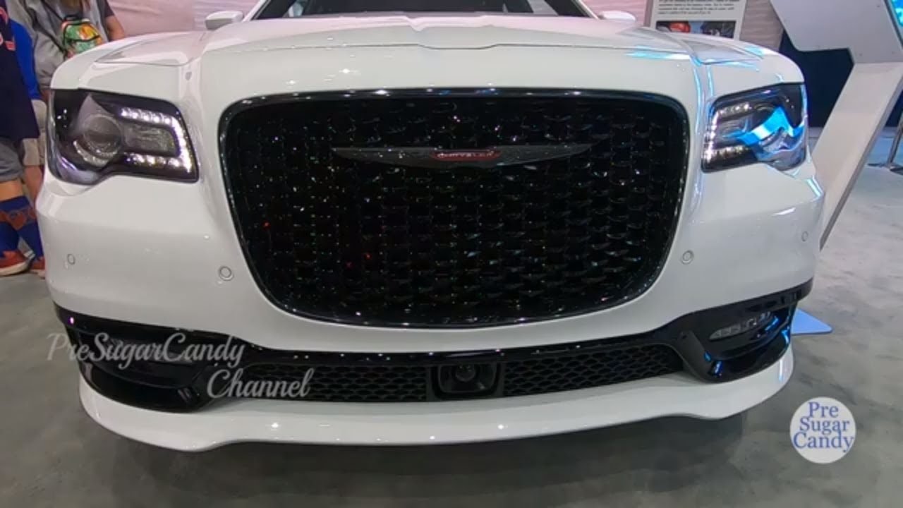 2020 Chrysler 300 S - Exterior and Interior Walkaround - 2019 Auto Show