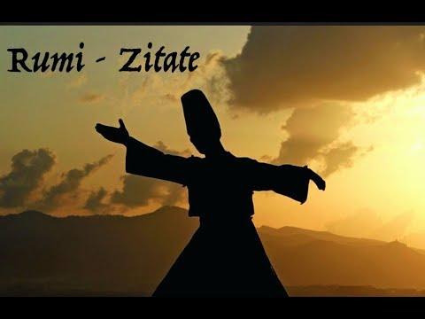 Inspirierende Lebens Zitate Und Weisheiten Von Rumi