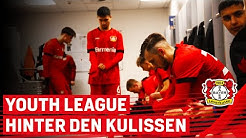 Durch die Youth League mit Leverkusens U19 |Große Jubel, bittere Niederlagen und davor Klausuren
