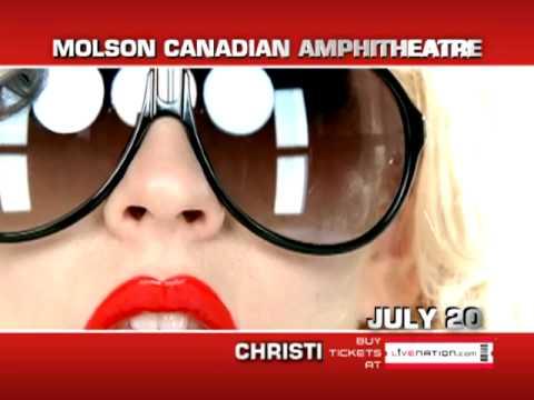 Summer Concerts at Molson Canadian Amphitheatre
