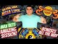 MEGA WIN!! RISE OF MERLIN BIG WIN - €5 BET on Casino game ...