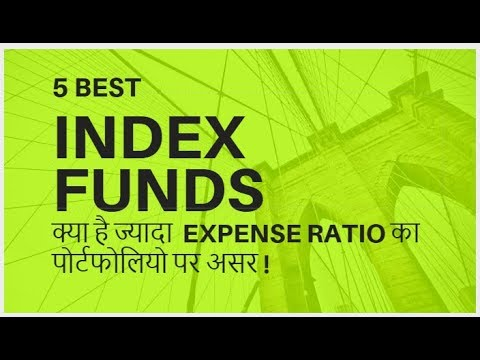 5 Best Index Funds To Invest In 2018
