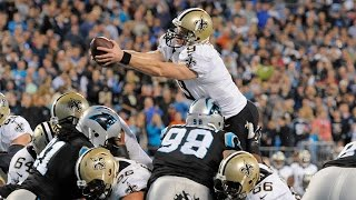 Drew Brees 2014 season highlights