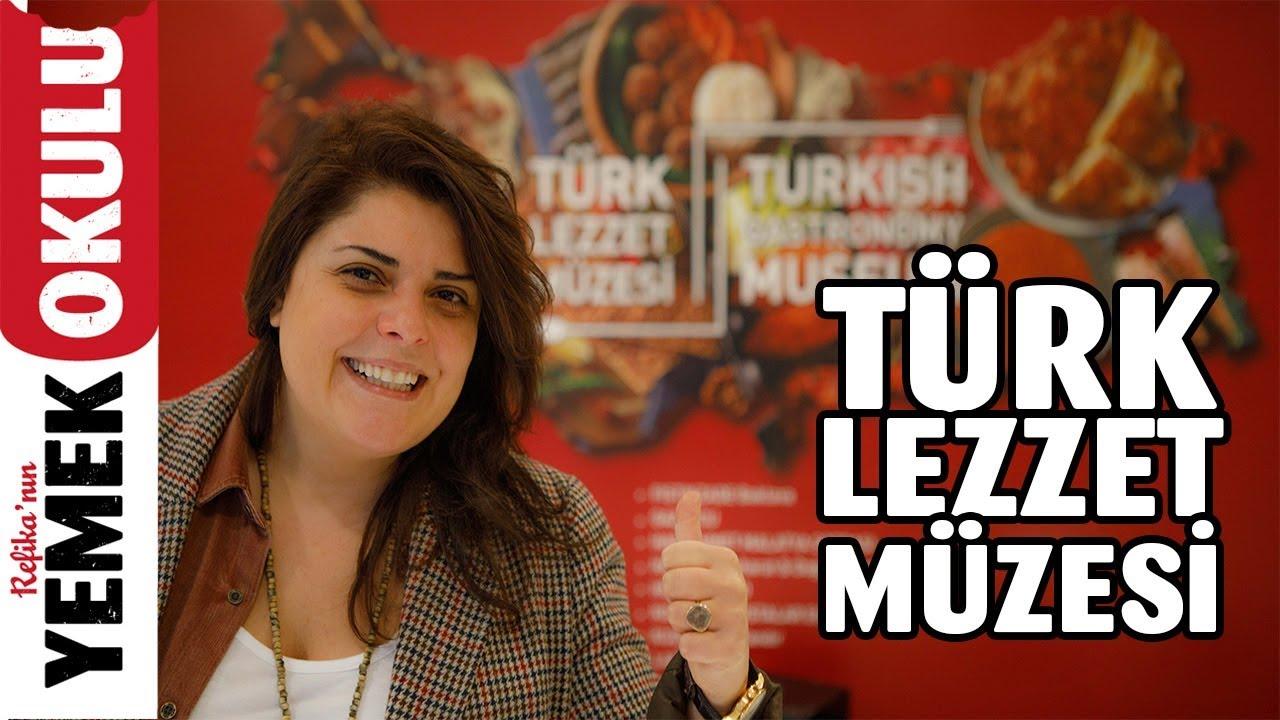 VLOG | Yerli Malı Haftasında Ekipçe Türk Lezzet Müzesini Gezdik