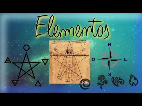 Elementos - Atributos e pontos cardeais