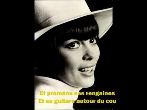 Mireille Mathieu - Celui que J'aime [Subtitled]