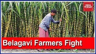 Belagavi Sugarcane Farmers Bring The Fight To Bengaluru After CM Cancels Visit