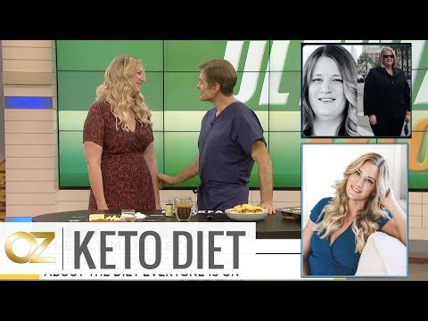 One Woman's Extreme Weight Loss on the Keto Diet