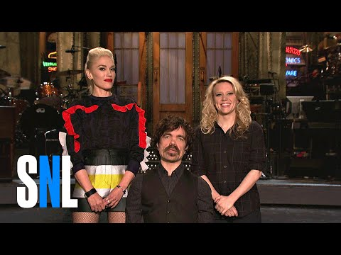 Gwen Stefani Asks SNL Host Peter Dinklage About Jon Snow