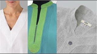 Most demanding favourite & comfortable neckline design for kurti