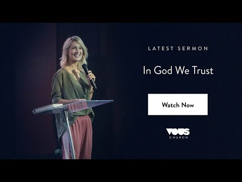 DawnCheré Wilkerson — In God We Trust / VOUS Conference 2017