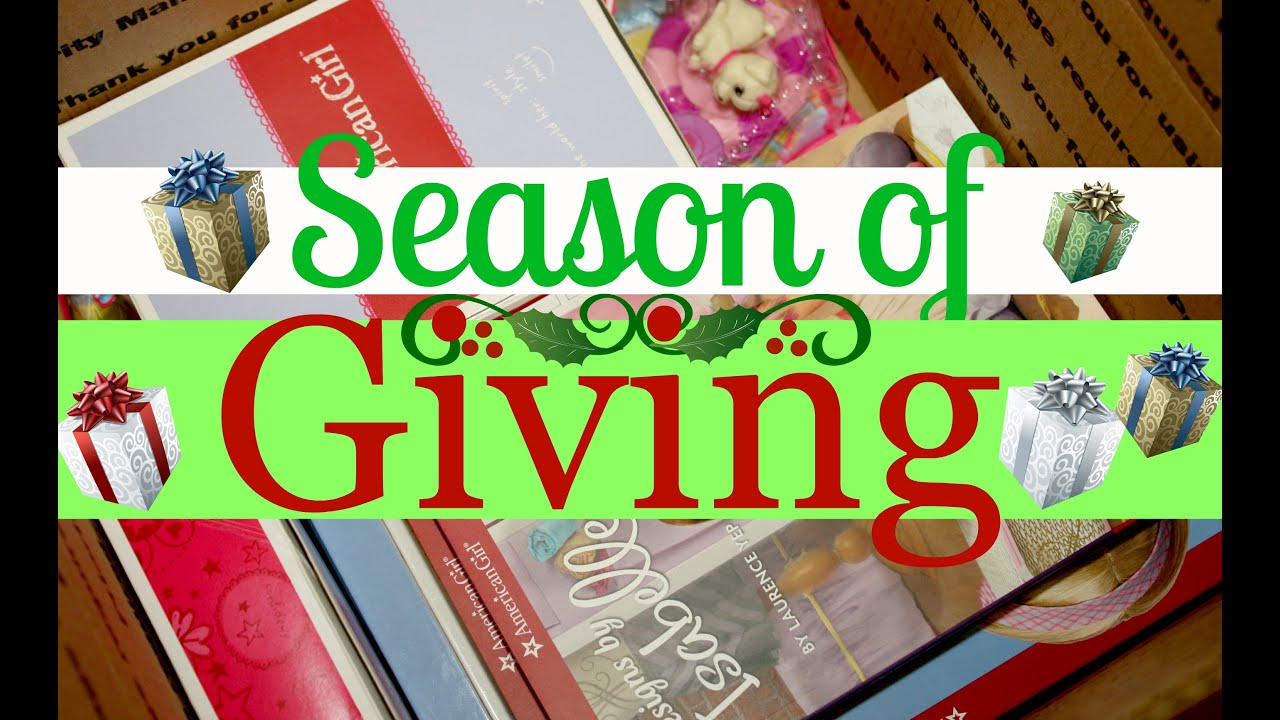 Christmas Donation | Holiday Gift Giving Toy Drive ...