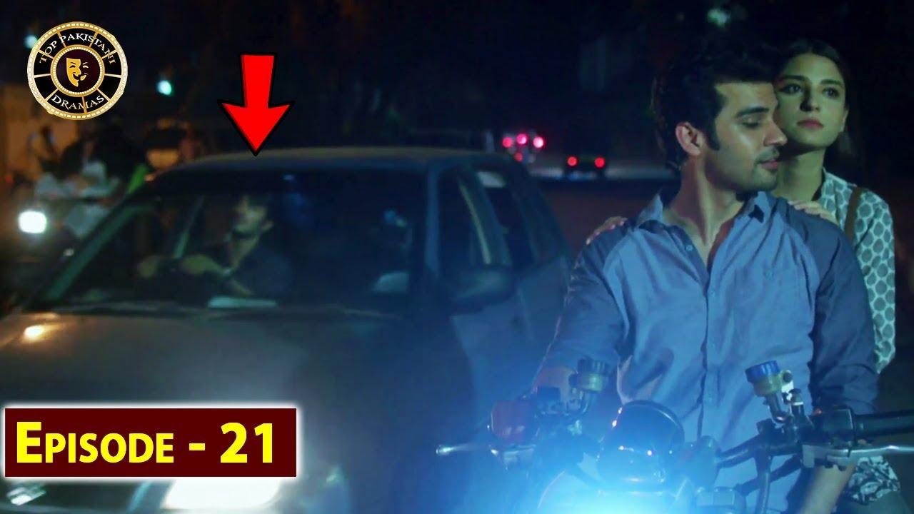 KhudParast Episode 21 - Top Pakistani Drama