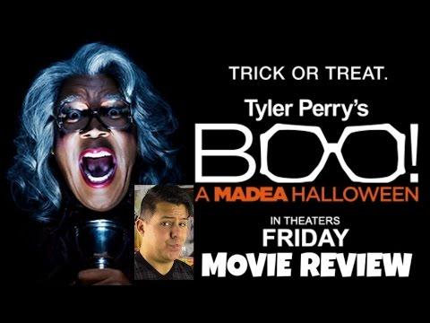 Boo! A Madea Halloween Movie Review