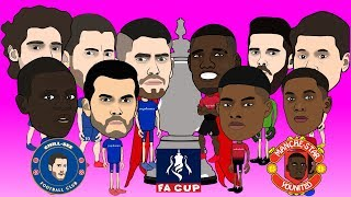 😂👉Chelsea vs Manchestser United FA Cup Preview👈😂⚽.