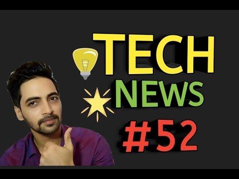 Tech News # 52 - Nexus Marlin,Case On Apple,Xiaomi Markw,Android N,Samsung Note 7,Vivo X7,Karbonn A9