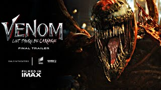 VENOM: LET THERE BE CARNAGE Final Trailer Concept \