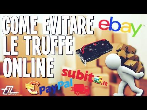 Come fare soldi ed evitare truffe Online (ebay, subito, kjiji ecc.)