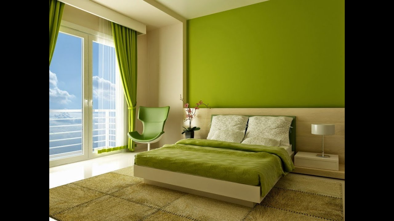 60 Green Color Bedrooms Design Minimalist Modern Simple And Clear Youtube