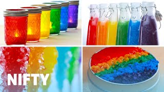 5 Stunning Rainbow Projects